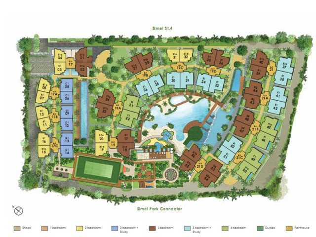 Double Bay Residences -Alex Han 61008122 or 93388407